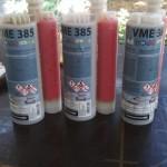 Химический анкер vm